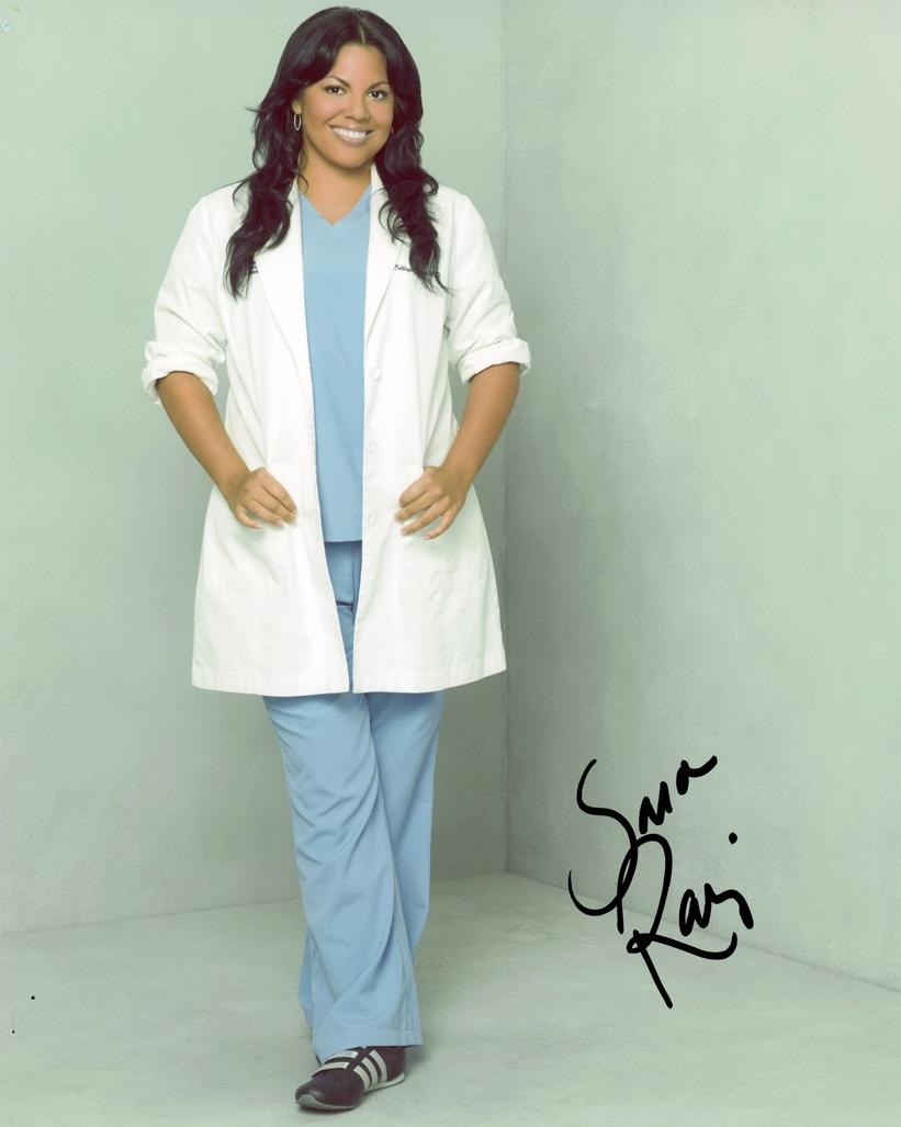 Sara Ramirez Signed Photo