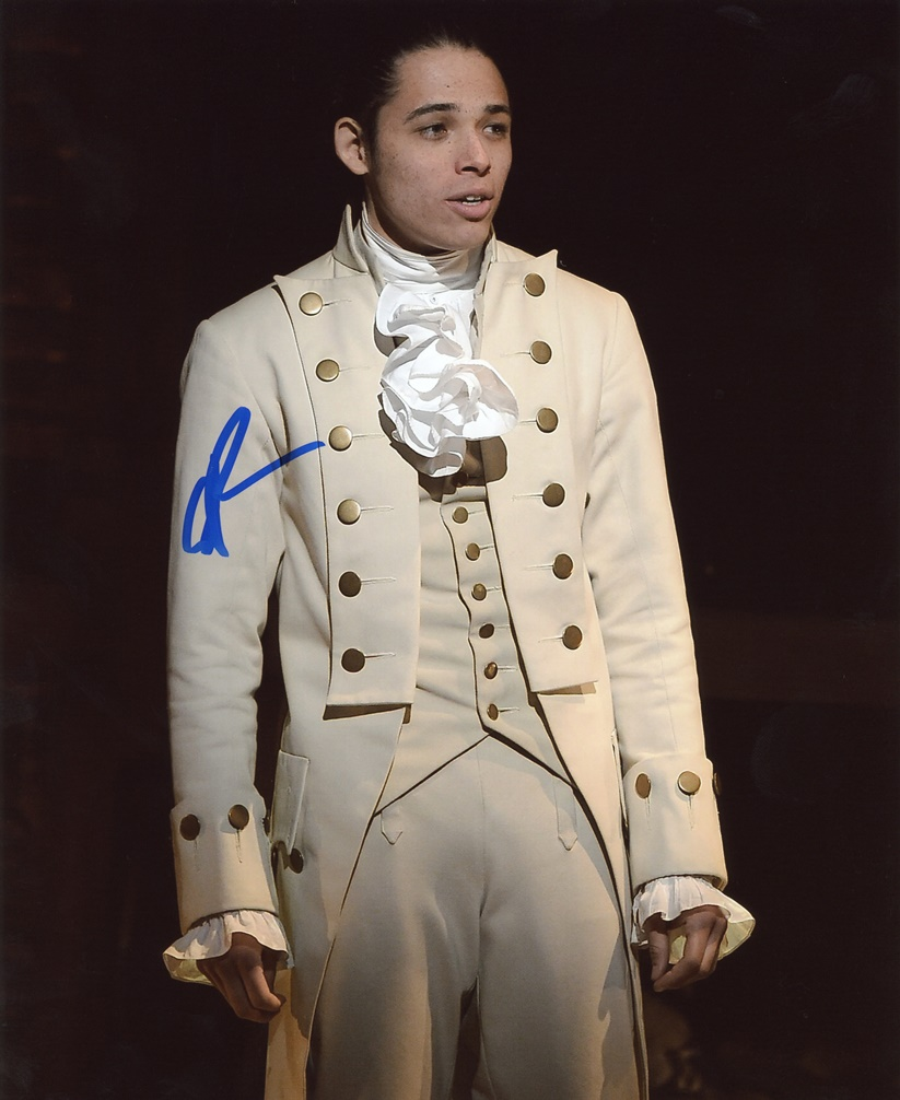 Anthony Ramos Signed Photo