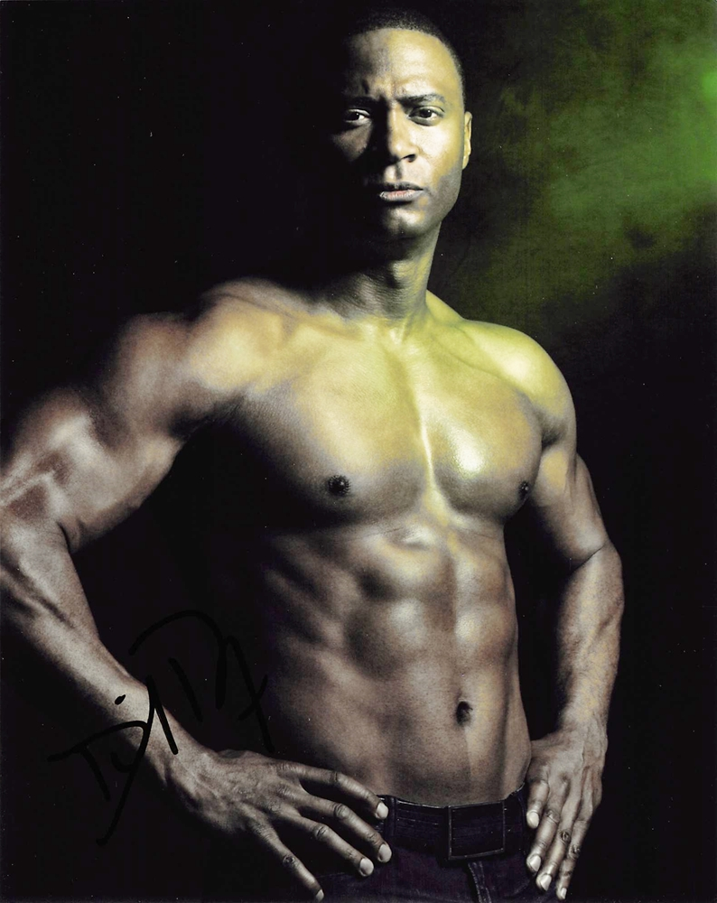 David Ramsey Signed Photo