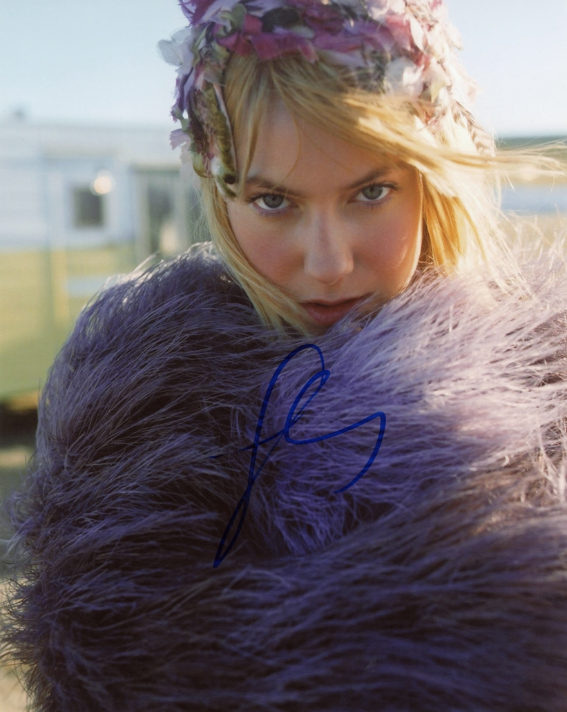 Laura Ramsey Signed Photo