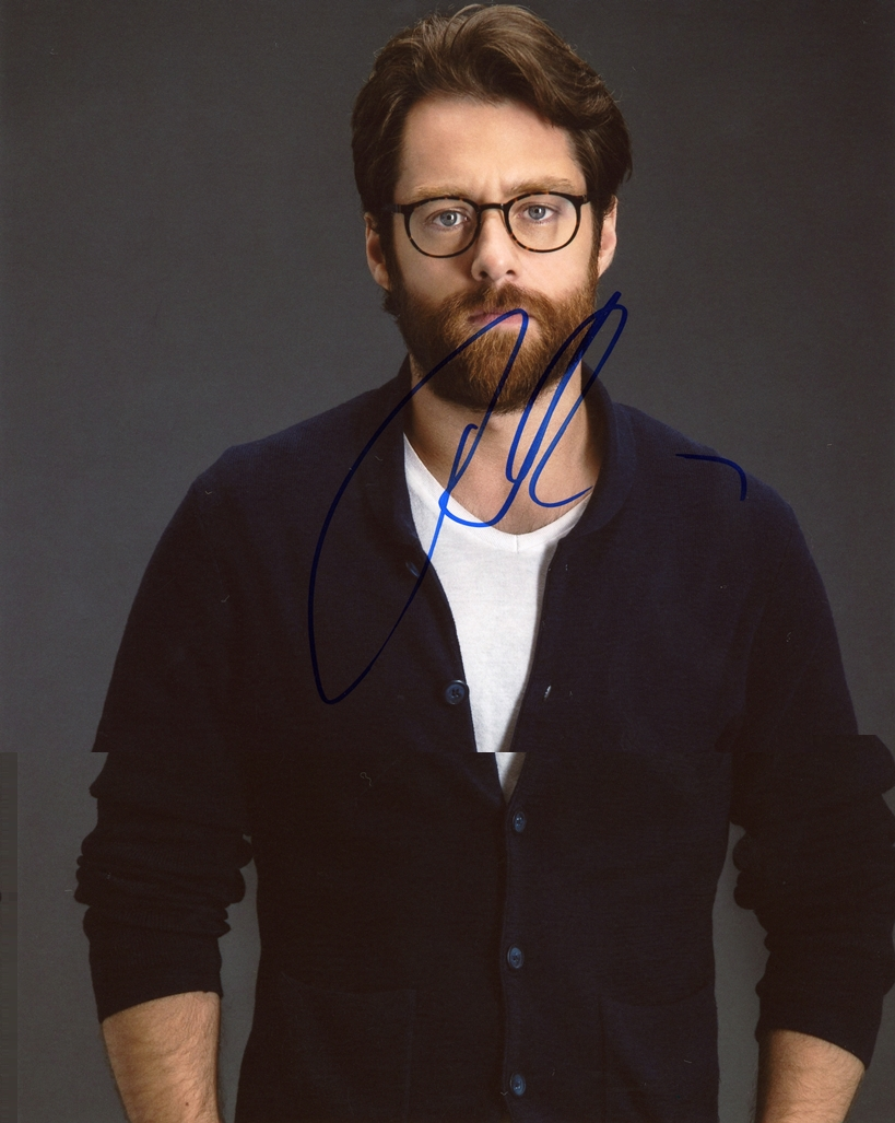 Richard Rankin Signed Photo