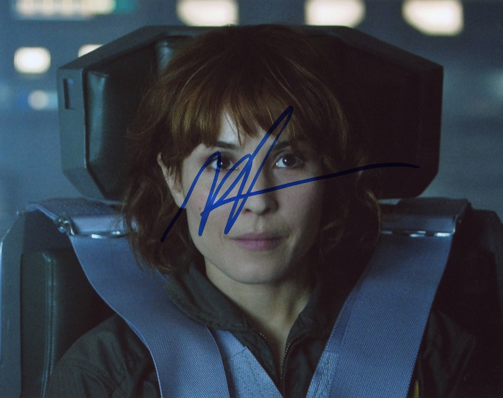 Noomi Rapace Signed Photo