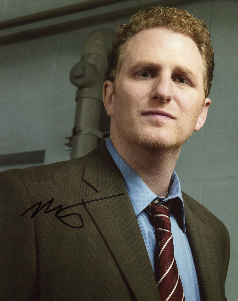 Michael Rapaport Signed Photo