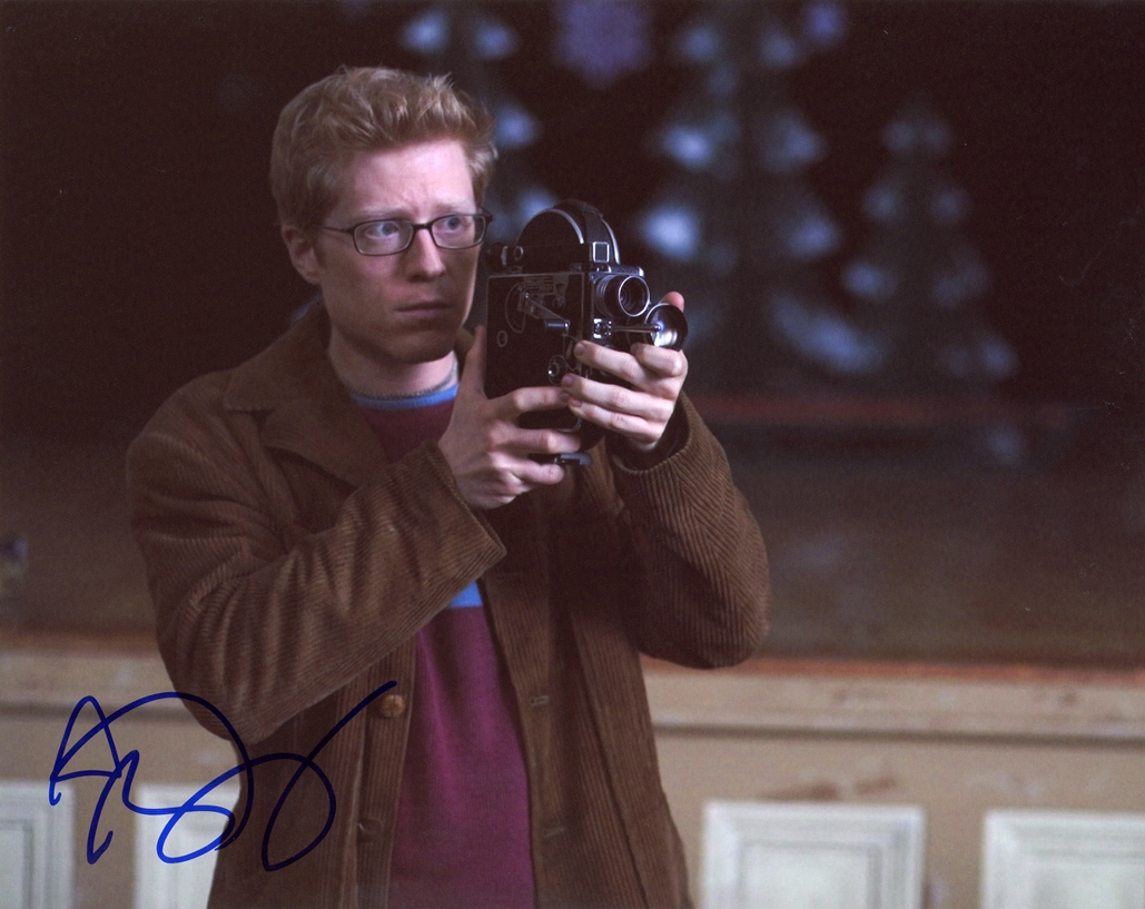 Anthony Rapp Signed Photo