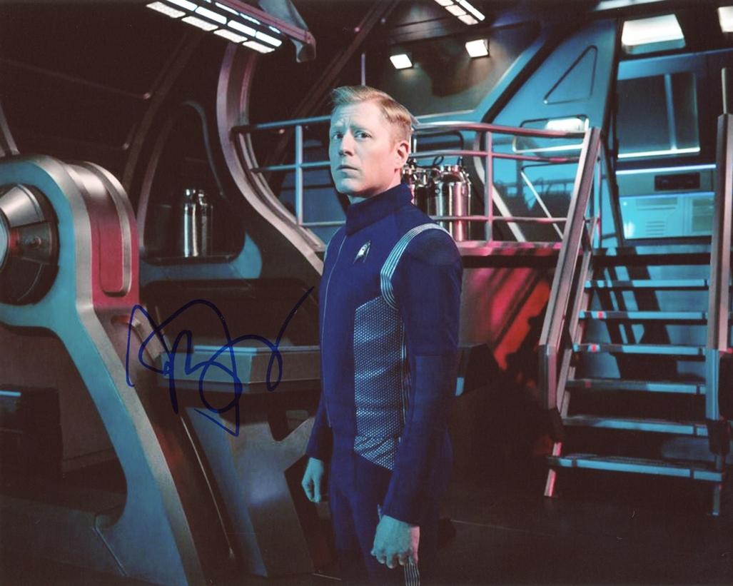 Anthony Rapp Signed Photo