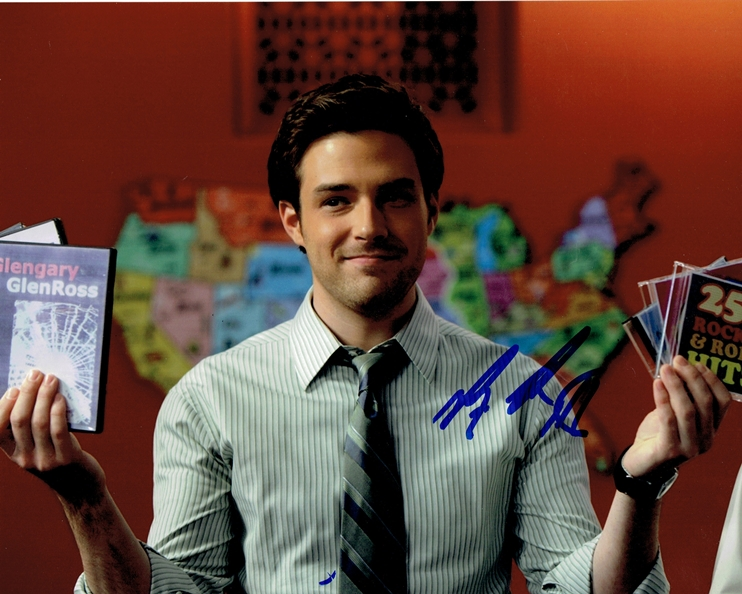 Ben Rappaport Signed Photo