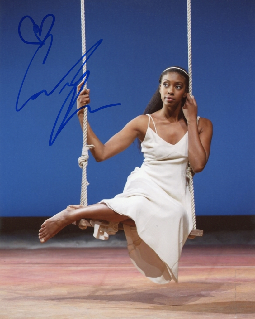Condola Rashad Signed Photo