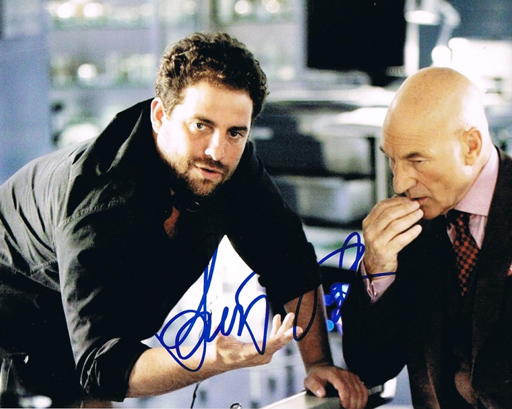 Brett Ratner Signed Photo
