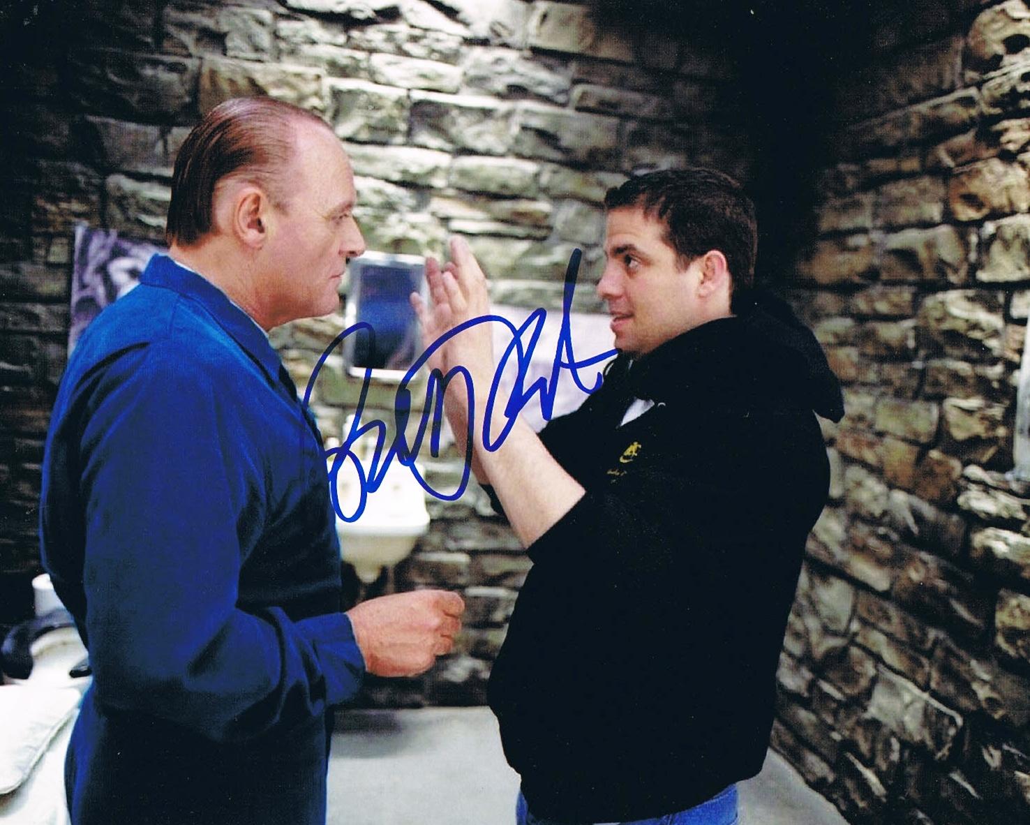 Brett Ratner Signed Photo