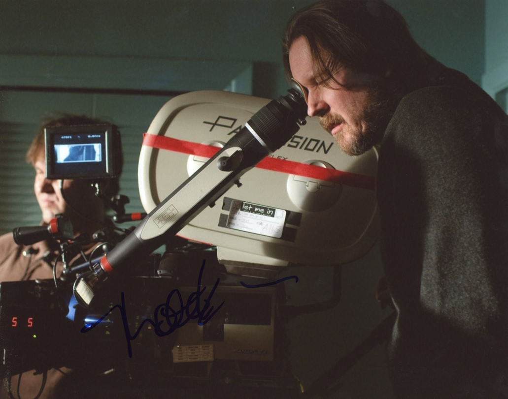 Matt Reeves Signed Photo