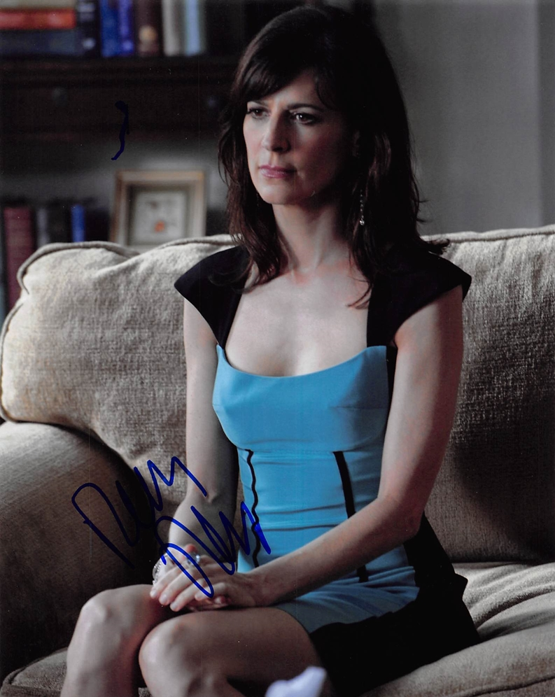 Perrey Reeves Signed Photo