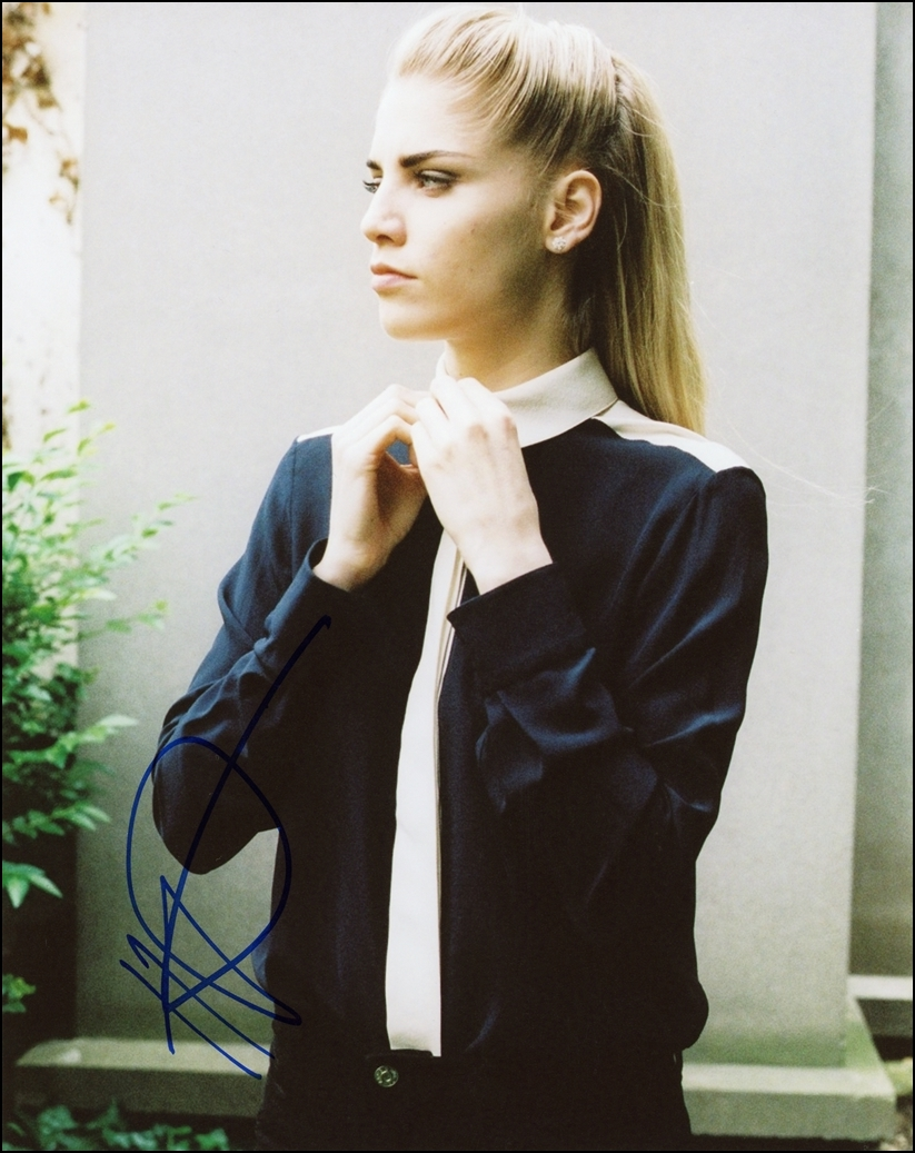 Hannah Reid Signed Photo