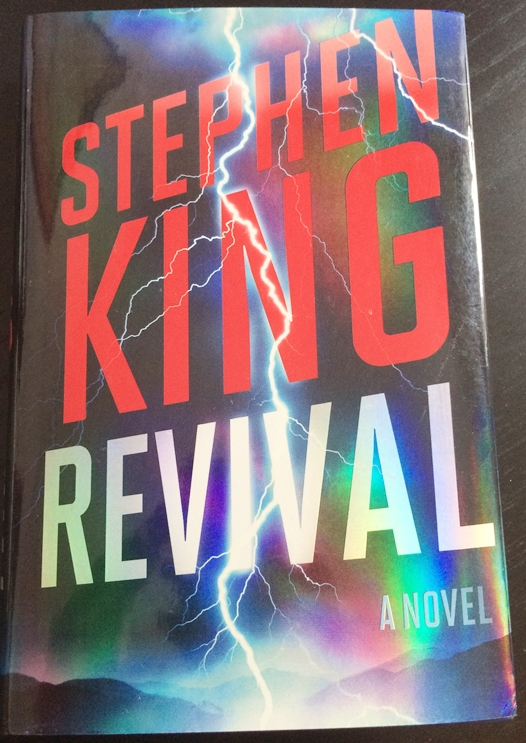 Stephen King Signed Book