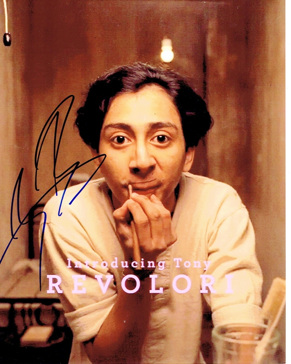 Tony Revolori Signed Photo