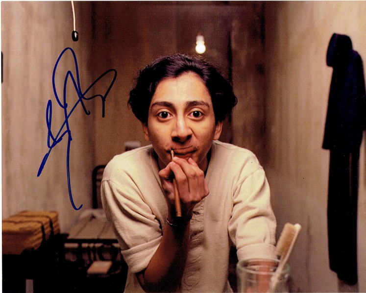 Tony Revolori Signed Photo