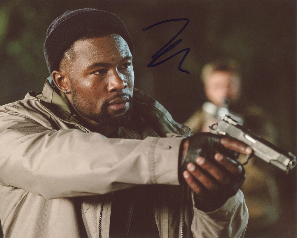 Trevante Rhodes Signed Photo