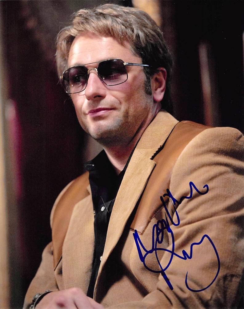 Matthew Rhys Signed Photo