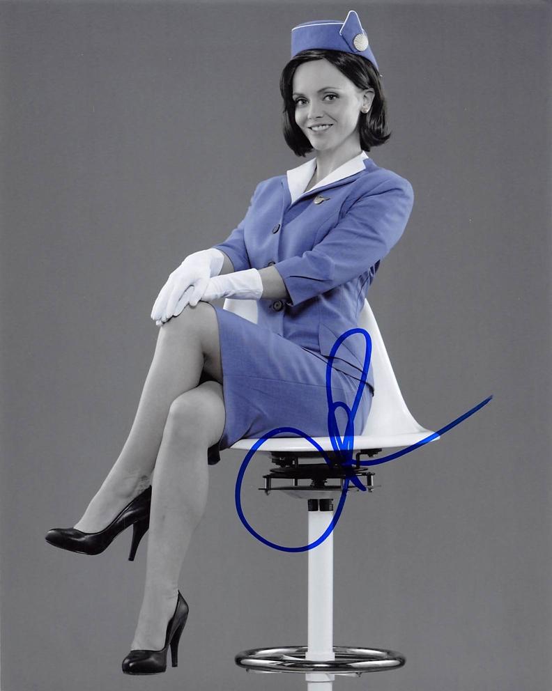 Christina Ricci Signed Photo