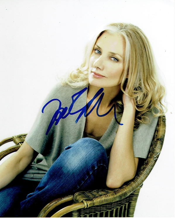 Joely Richardson Signed Photo