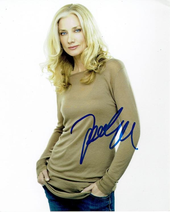 Joely Richardson Signed Photo