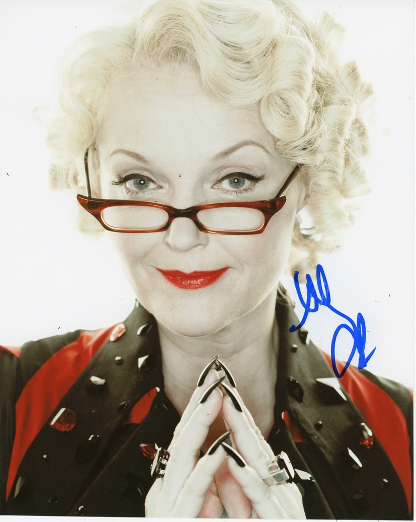 Miranda Richardson Signed Photo