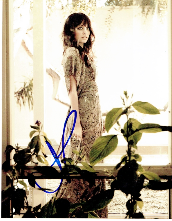Nicole Richie Signed Photo