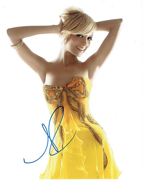 Nicole Richie Signed Photo