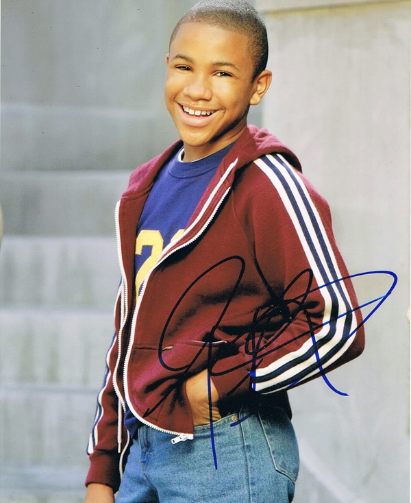 Tequan Richmond Signed Photo