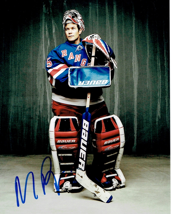 Mike Richter Signed Photo