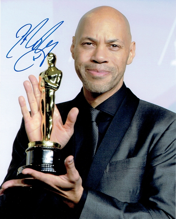 John Ridley Signed Photo