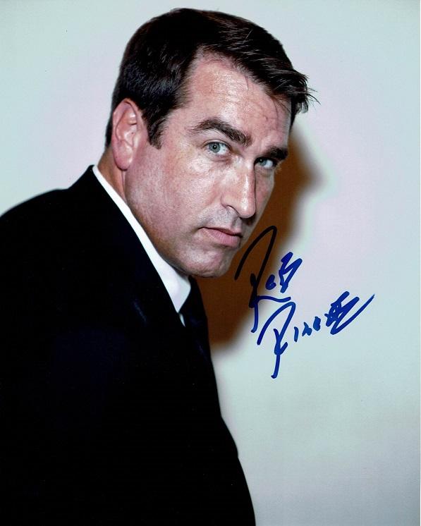 Rob Riggle Signed Photo