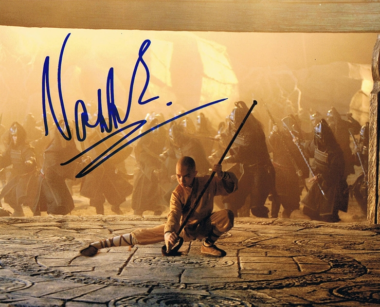 Noah Ringer Signed Photo