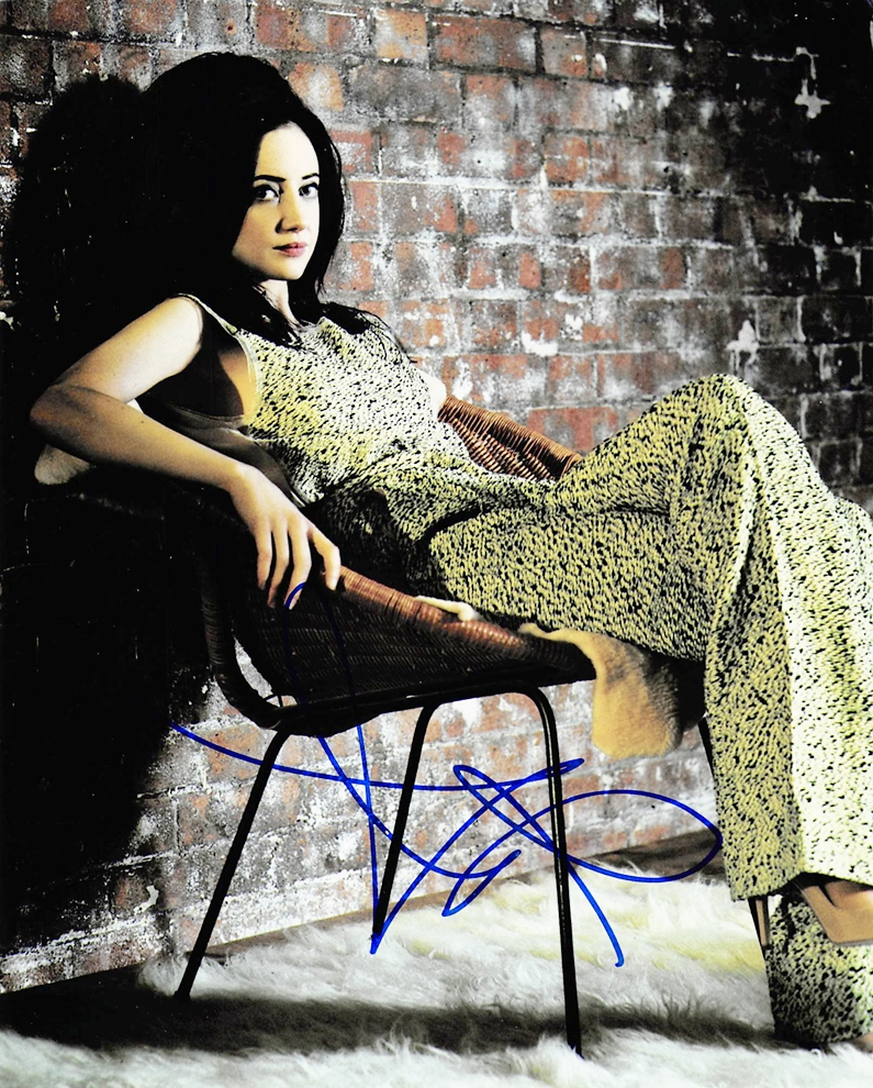 Andrea Riseborough Signed Photo