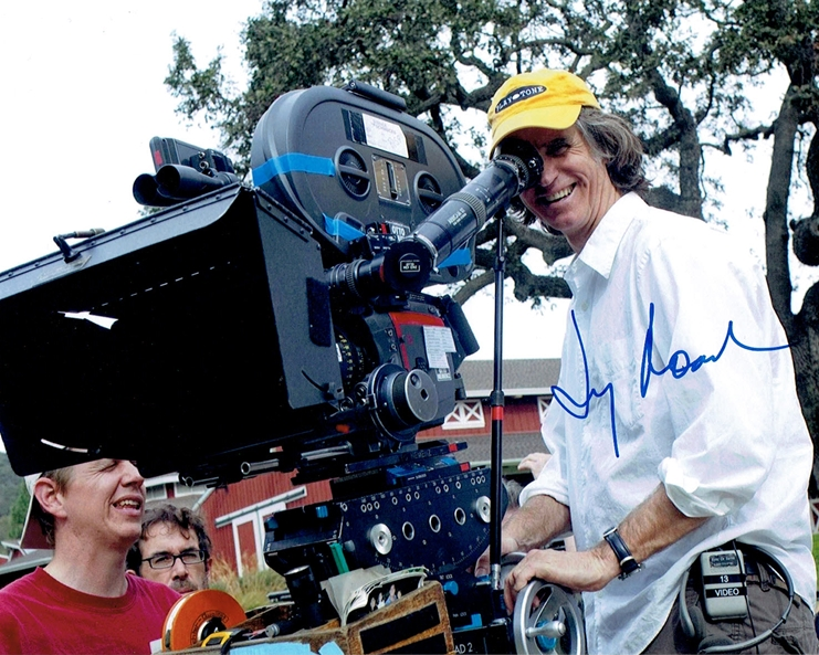 Jay Roach Signed Photo