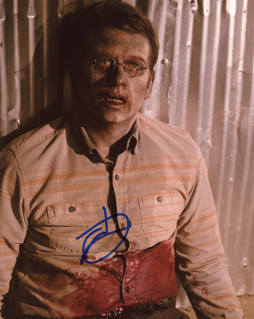 Dallas Roberts Signed Photo