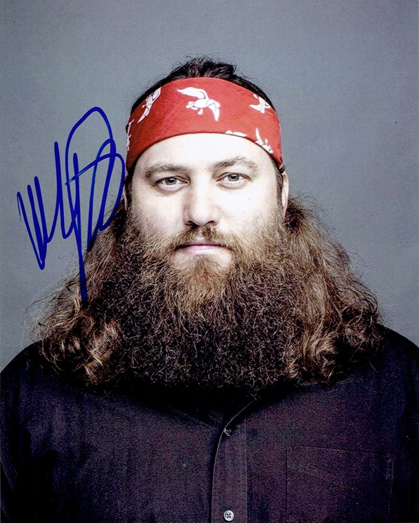 Willie Robertson Signed Photo