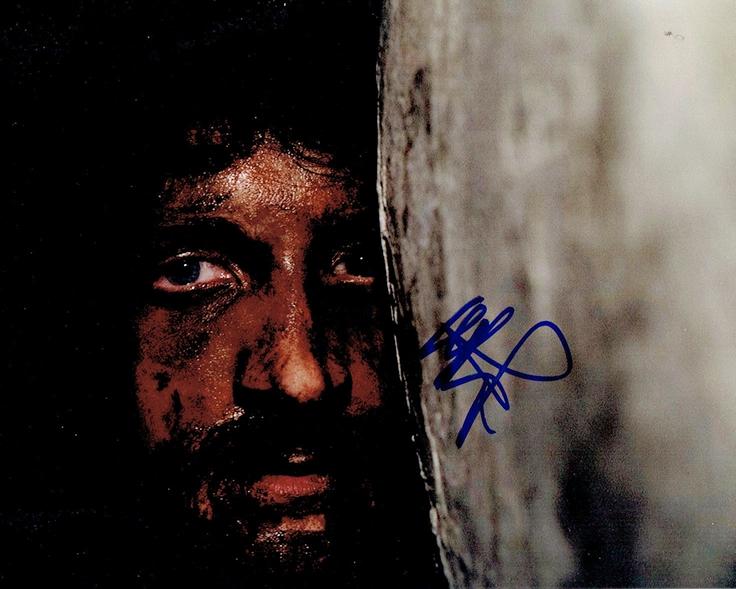 Wes Robinson Signed Photo