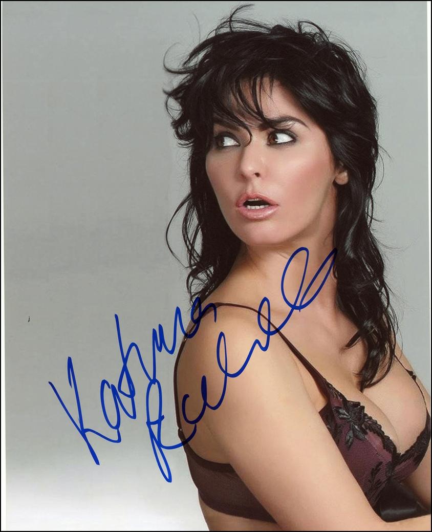Katrena Rochell Signed Photo