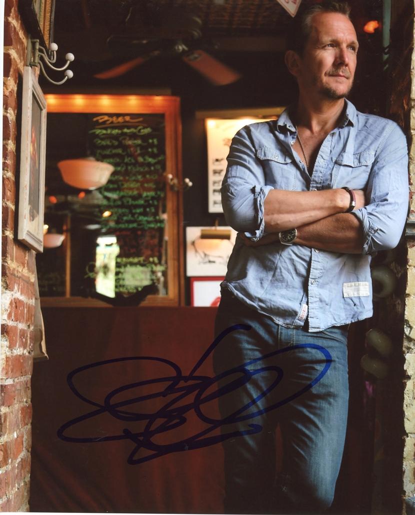 Sebastian Roche Signed Photo