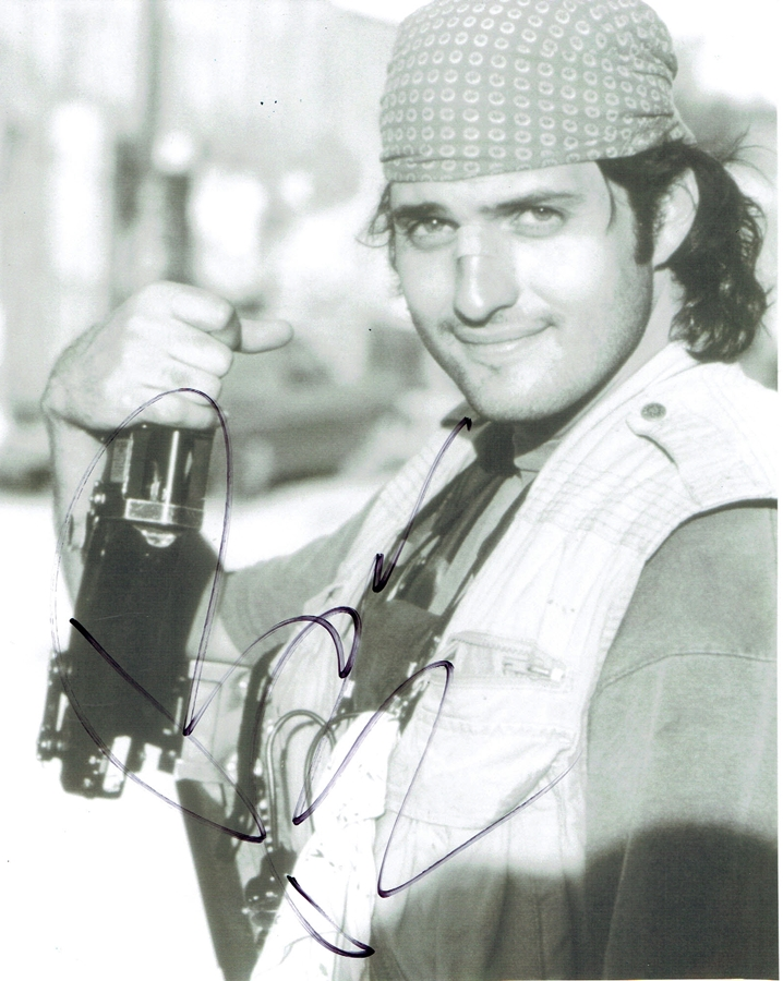 Robert Rodriguez Signed Photo