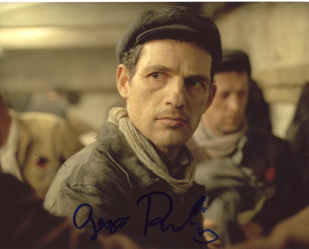 Geza Rohrig Signed Photo