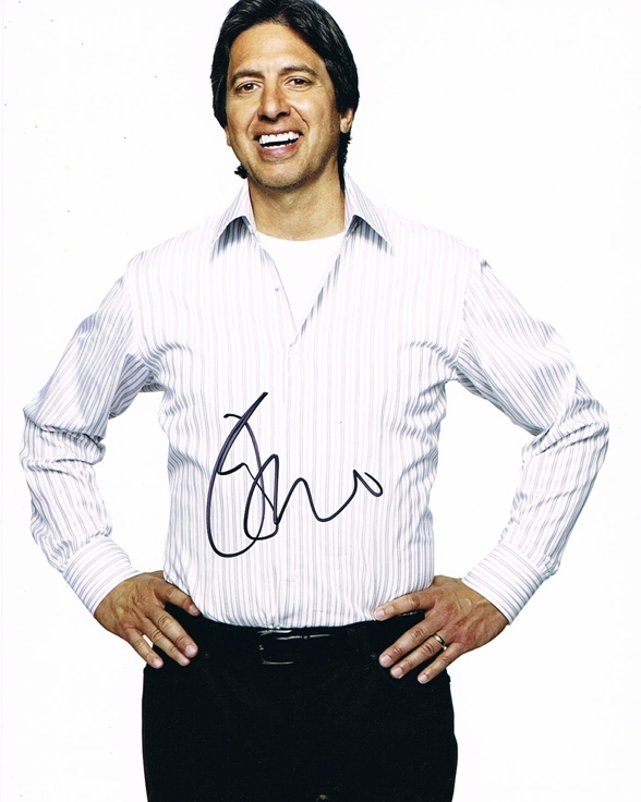 Ray Romano Signed Photo
