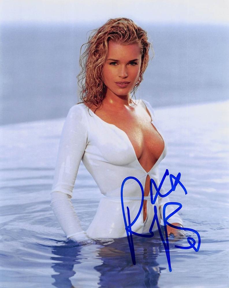 Rebecca Romijn Signed Photo