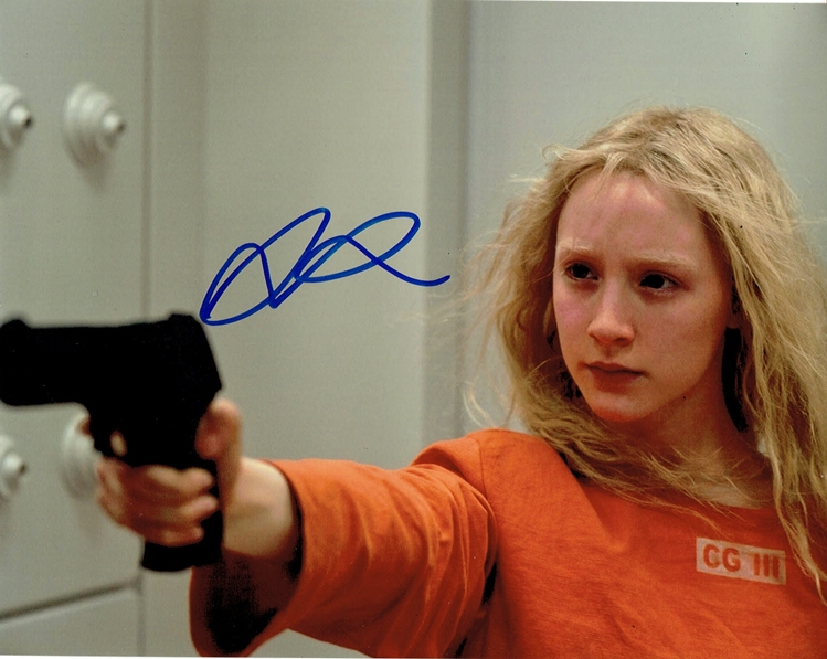 Saoirse Ronan Signed Photo