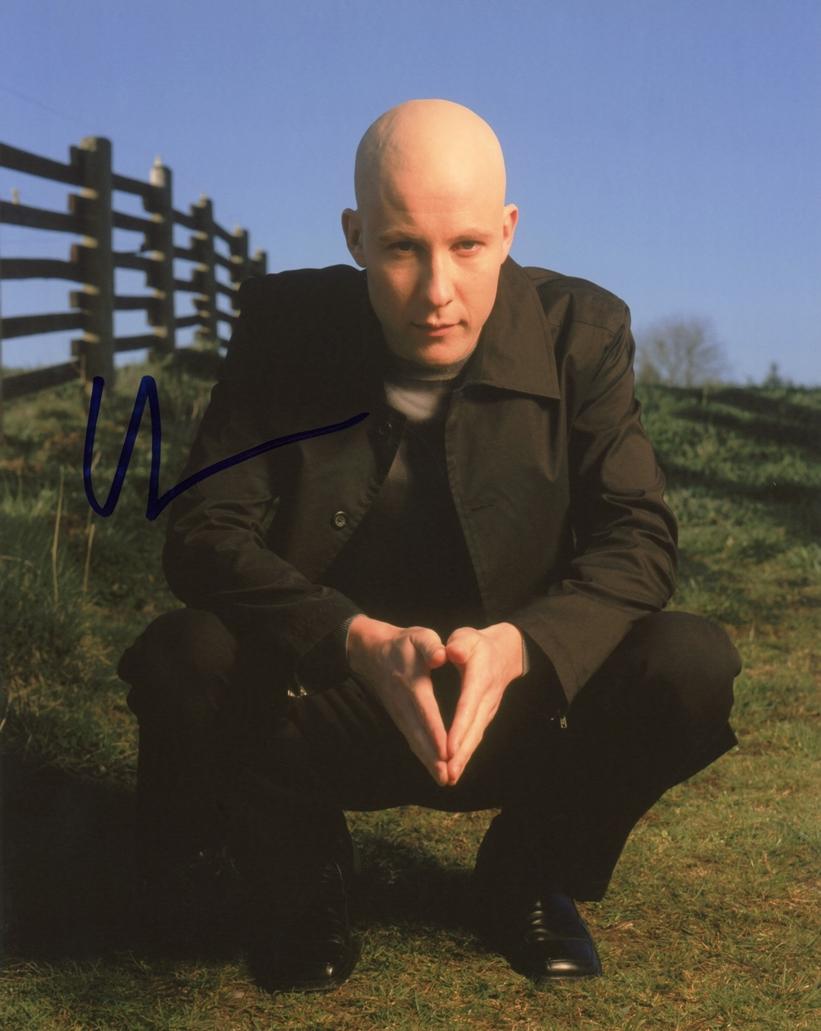 Michael Rosenbaum Signed Photo