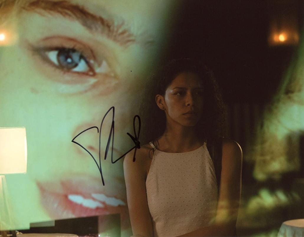 Sivan Alyra Rose Signed Photo