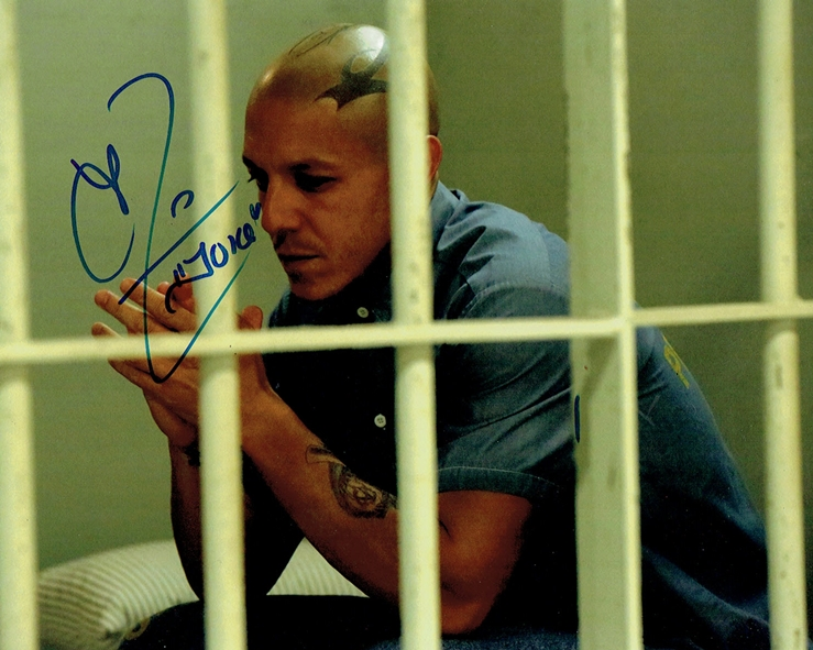 Theo Rossi Signed Photo