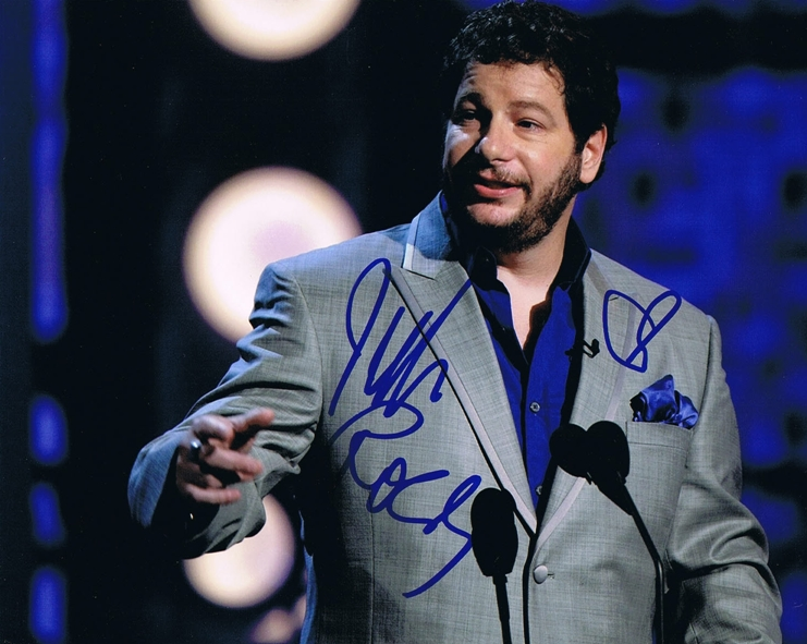 Jeffrey Ross Signed Photo