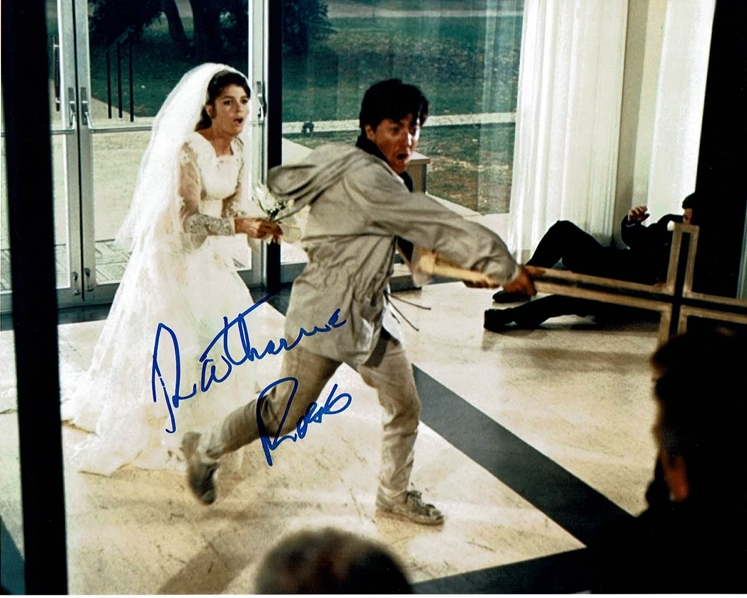 Katharine Ross Signed Photo