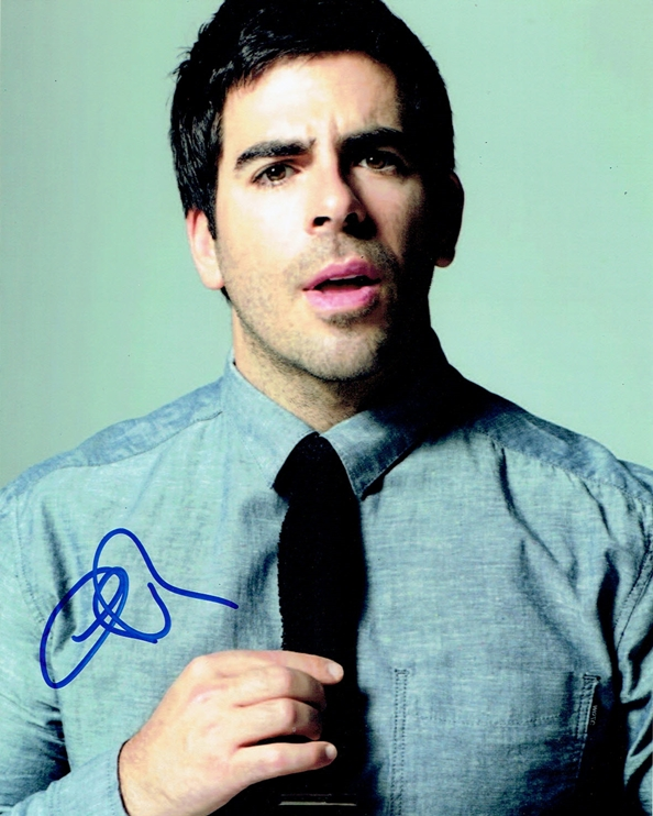 Eli Roth Signed Photo